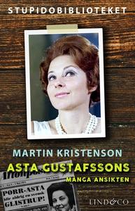 Asta Gustafssons många ansikten (e-bok) av Mart