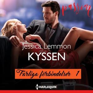Kyssen (ljudbok) av Jessica Lemmon
