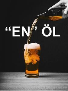 En öl (ljudbok) av Tomas Öberg