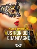Ostron och champagne
