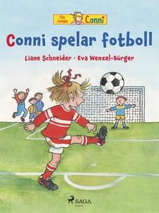 Conni spelar fotboll (e-bok) av Liane Schneider