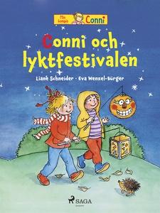 Conni och lyktfestivalen (e-bok) av Liane Schne
