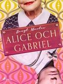 Alice och Gabriel