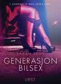 Generasjon Bilsex - en erotisk novelle
