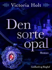 Den sorte opal (e-bog) af Victoria Ho