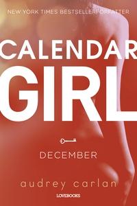Calendar Girl: December (lydbog) af A