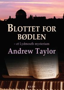 Blottet for bødlen (lydbog) af Andrew