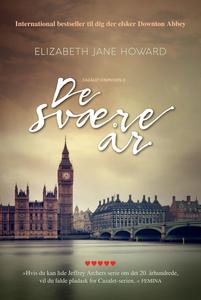 De svære år (e-bog) af Elizabeth Jane