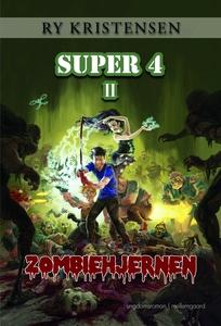 SUPER 4 - ZOMBIEHJERNEN (e-bog) af Ry