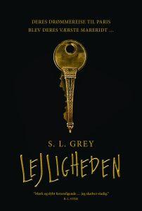 Lejligheden (lydbog) af S.L. Grey