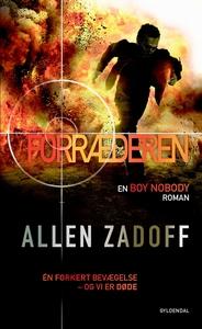 Boy Nobody 3 - Forræderen (e-bog) af