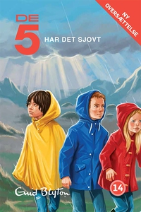 De 5 har det sjovt (e-bog) af Enid Bl