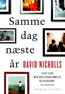 Samme dag næste år (e-bog) af David N