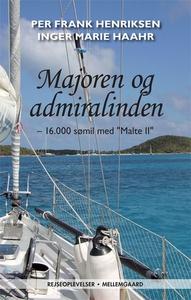 Majoren og admiralinden (e-bog) af Pe