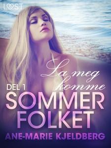 Sommerfolket 1: La meg komme (ebok) av Ane-Ma