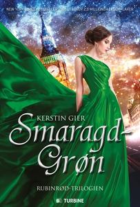 Smaragdgrøn (e-bog) af Kerstin Gier