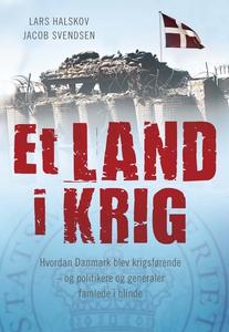 Et land i krig (e-bog) af Lars Halsko
