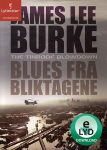 Blues fra bliktagene (lydbog) af Jame
