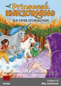 Prinsesse Enhjørning - Ild over Stors