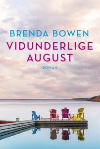 Vidunderlige august (e-bog) af Brenda