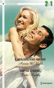 Kjærlighetens høyder / Håp og lengsel (ebok)