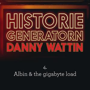 Historiegeneratorn del 4 (ljudbok) av Danny Wat
