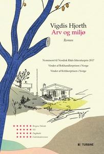 Arv og miljø (e-bog) af Vigdis Hjorth