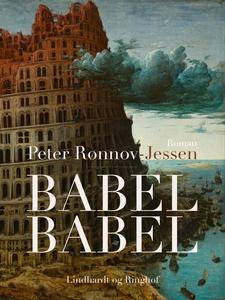 Babel Babel (e-bog) af Peter Rønnov-J