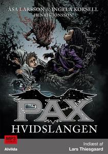 PAX 8: Hvidslangen (lydbog) af Åsa La