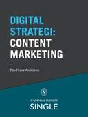 10 digitale strategier - Content Marketing
