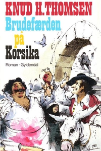 Brudefærden på Korsika (lydbog) af Kn