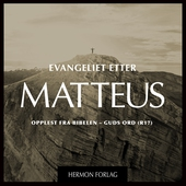 Evangeliet etter MATTEUS - DET NYE TESTAMENTET