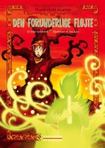 Elverfolkets skæbne 4: Den forunderlige fløjte (e-bog) af Peter Gotthardt, Jan Kjær