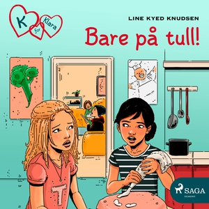 K for Klara 17 - Bare på tull! (lydbok) av Li