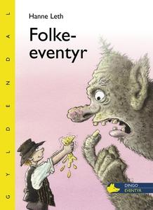 Folkeeventyr (e-bog) af Hanne Leth