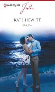 En uge... (e-bog) af Kate Hewitt