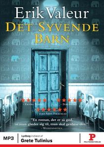 Det syvende barn (lydbog) af Erik Val