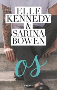 Os (lydbog) af Elle Kennedy, Sarina B