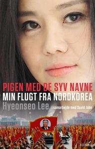 Pigen med de syv navne (e-bog) af Hye