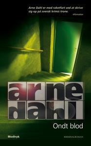 Ondt blod (e-bog) af Arne Dahl