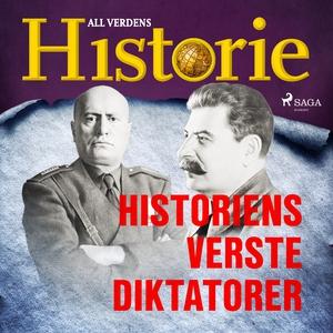 Historiens verste diktatorer (lydbok) av All