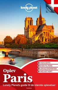 Oplev Paris (e-bog) af Lonely Planet