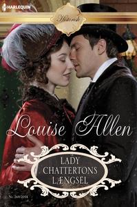 Lady Chattertons længsel (e-bog) af L