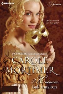 Kvinnen bak masken (ebok) av Carole Mortimer