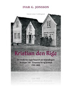 Kristian den Rige (e-bog) af Ivar G.