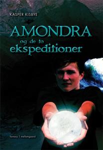 Amondra og de to ekspeditioner (e-bog