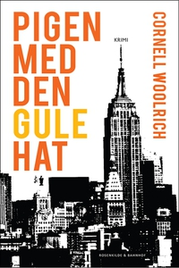 Pigen med den gule hat (e-bog) af Cor