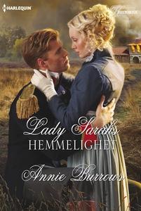 Lady Sarahs hemmelighet (ebok) av Annie Burro