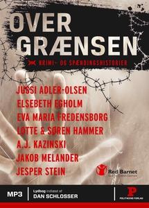 Over grænsen (lydbog) af Jussi Adler-