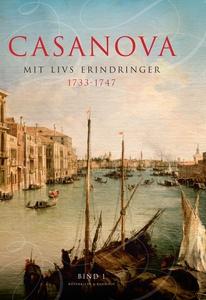 Casanova - mit livs erindringer. Erot